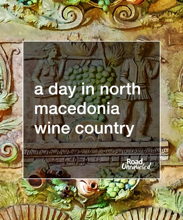 Wine Tasting in North Macedonia: Vranec and the Vineyards