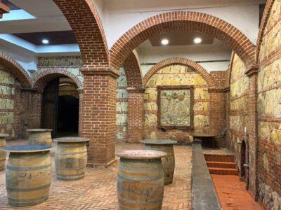 Tikves Winery in North Macedonia