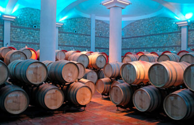 Stobi Winery in North Macedonia