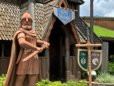 The Norway pavilion at Disney's Epcot