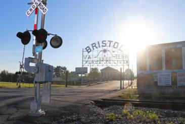 Bristol Virginia Tennessee State Street Line