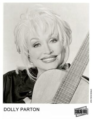 Dolly Parton (Source: Wikipedia)
