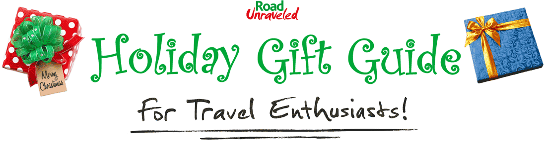 Road Unraveled Holiday Gift Guide for Travel Enthusiasts
