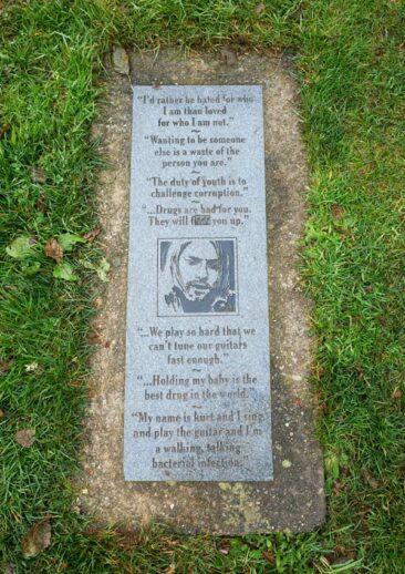 Kurt Cobain Memorial Park Quotes
