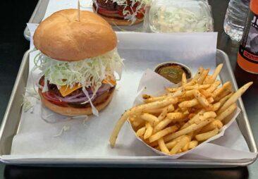 Katsu Burger in Seattle, Washington