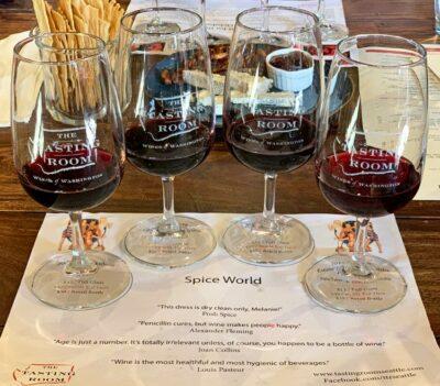 Seattle Wine Tasting