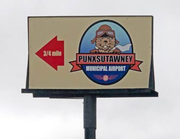 Punxsutawney Phil municipal airport