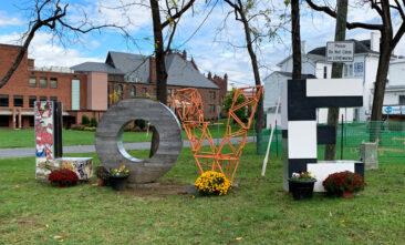 Love Sign in Harrisonburg, Virginia. Loveworks