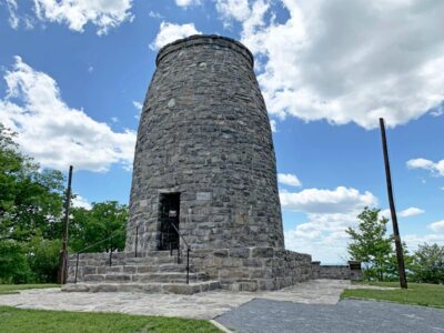 The First Washington Monument in Maryland