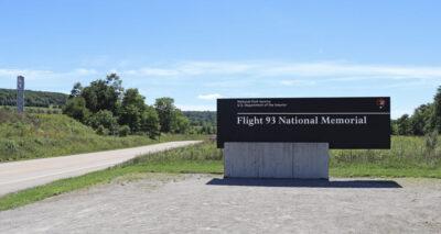 The 9/11 Flight 93 Memorial in Shanksville, Pennsylvania