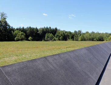 Flight 93 crash site in Shanksville, Pennsylvania