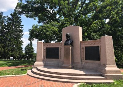 Gettysburg Address Location