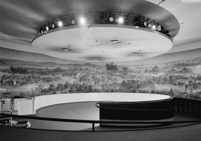 Gettysburg Cyclorama. Source: Wikipedia
