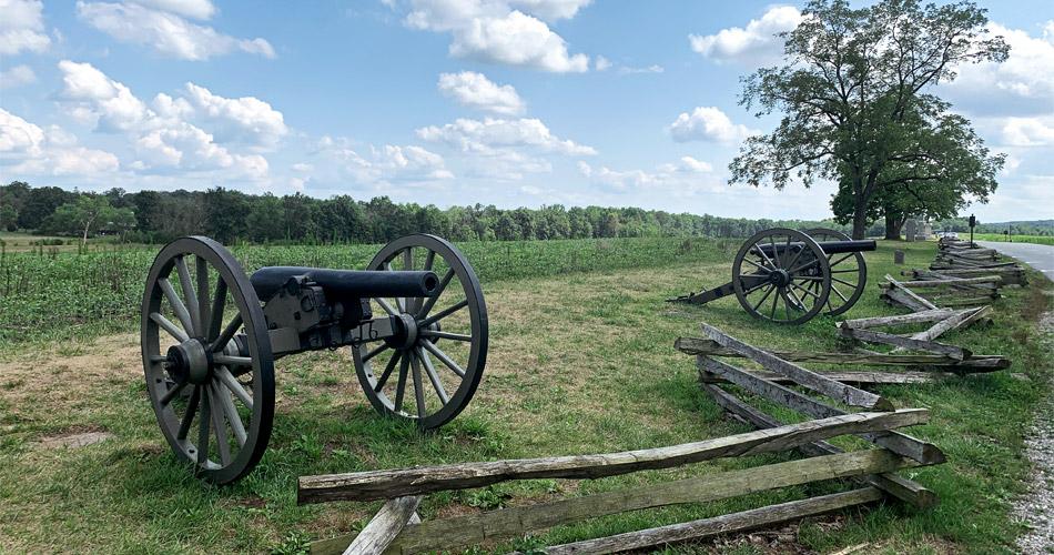 Gettysburg Civil War Battlefield