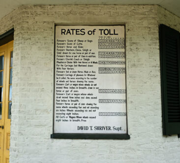 LaVale Toll Gate House