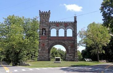 War Correspondents Memorial in Maryland
