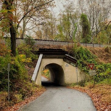 Bunny Man Bridge in Clifton, Virginia