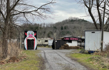 Lake Shawnee West Virginia