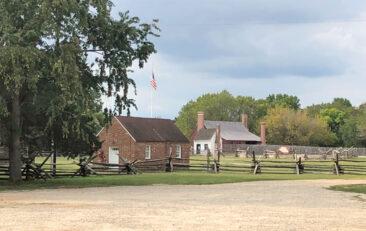 Ferry Farm- George Washington's Boyhood Home (Source: Wikipedia)