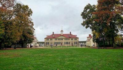 George Washington's Mount Vernon estate and plantation