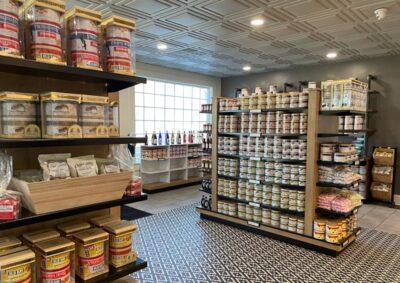 Virginia Diner Peanut Shop