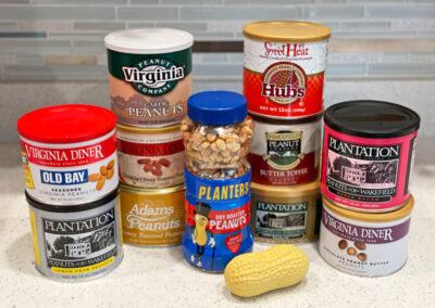 Virginia Peanut Brands