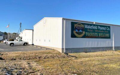 Wakefield Peanut Company in Virginia