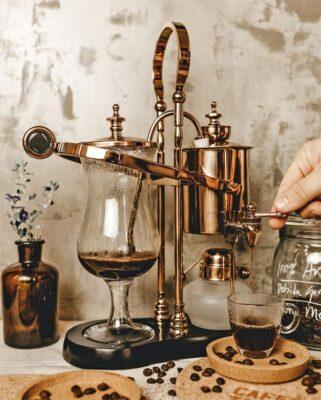 Belgian Balance Siphon Coffee