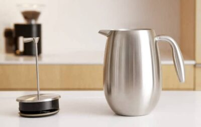 Bodum Columbia Stainless Steel French Press