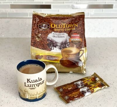 OldTown White Coffee from Malaysia