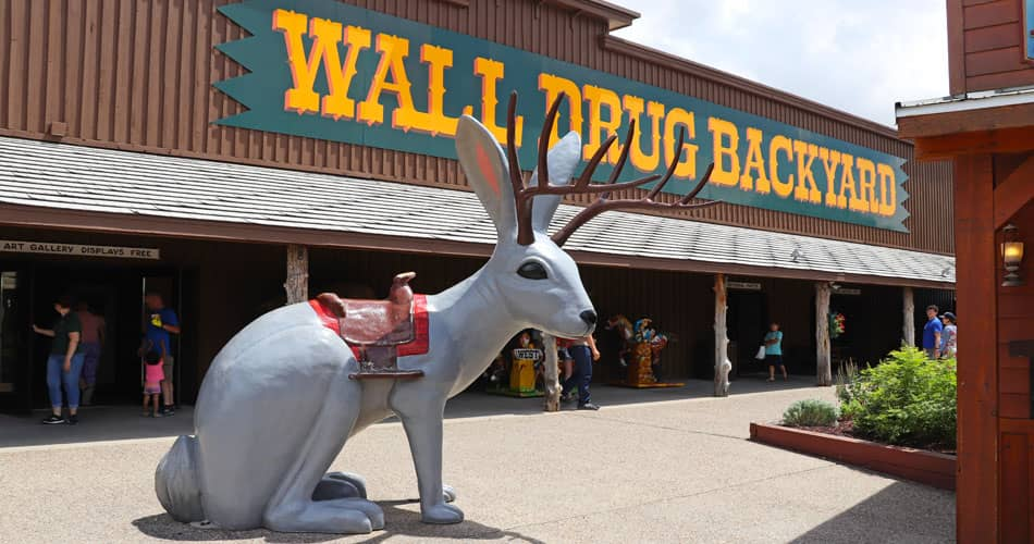 Wall Drug South Dakota