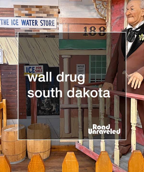 Wall Drug: Ice Water and Americana in South Dakota