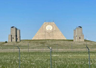 The Pyramid of Nekoma, North Dakota