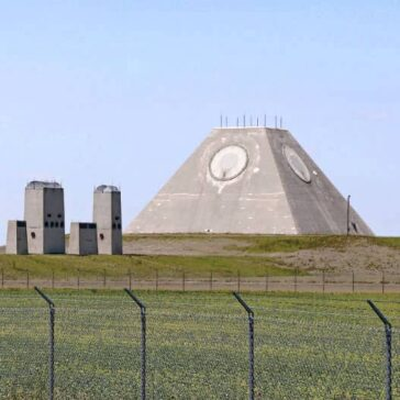 The Pyramid of North Dakota