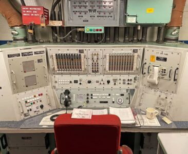 Ronald Reagan Minuteman Missile Site in North Dakota