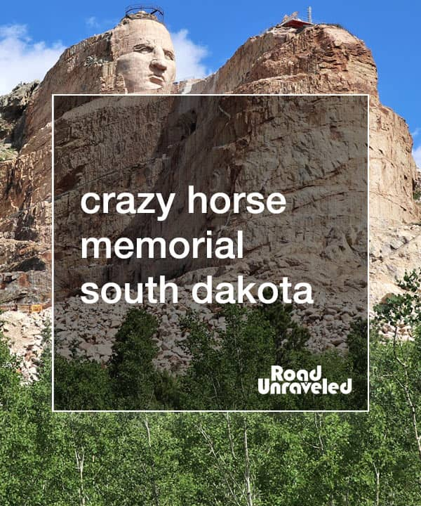 Crazy Horse Memorial: Visiting (What Will Be) the Largest Sculpture in the World