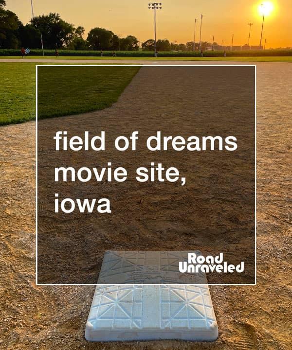 Field of Dreams Movie Site: Baseball Heaven in an Iowa Cornfield