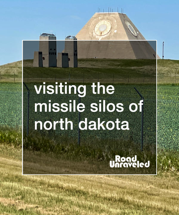 The Pyramid of North Dakota and the Missile Silos of the Peace Garden State