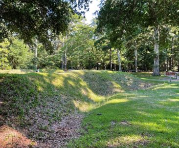 Fort Raleigh and the Lost Colony of Roanoke